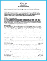 Best Resume Network Administrator by Experienced System Administrator Resume Free Resume Example And