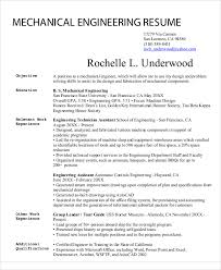 System Engineer Resume Sample by Mechanical Engineering Resume Junior Mechanical Engineer Resume