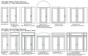 Patio Door Sizes Inspirational Patio Door Sizes And 54 Sliding Door Sizes Exterior
