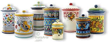 tuscan kitchen accessories warm italian kitchen decor - Italian Kitchen Canisters