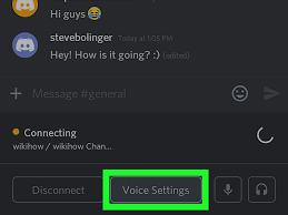 android voice how to voice chat in a discord channel on android 6 steps