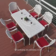 Aluminum Outdoor Patio Furniture by Modern Royal Waterproof Cast Aluminum Outdoor Garden Furniture