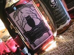 halloween bottle lables halloween bottle labels cheap halloween decorating ideas