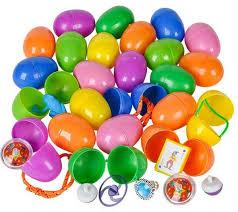filled easter eggs filled plastic easter eggs z novelties