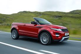 land rover convertible the range rover evoque convertible will be the greatest car in the