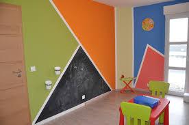 deco chambre foot chambre ado style americain une chambre dado aux couleurs de