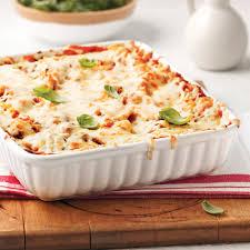 cuisiner de la courge lasagne à la courge et aux épinards recettes cuisine et