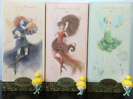 disney fairies fawn limited edition designer doll review