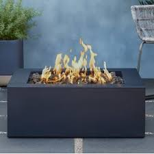 Propane Fire Pits With Glass Rocks by Fire Pit Tables