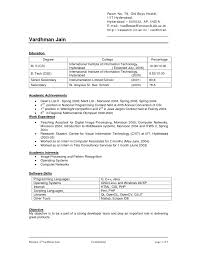 resume without college degree no degree on resume