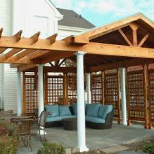 Pergola Canopy Ideas by Outdoors Pergola Canopy Ideas Covered Pergola