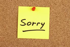 when and how to apologize at work with examples
