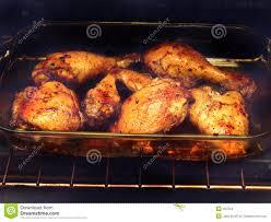 cuisine poulet au four poulet cuit au four photo stock image du cuisse aile 167504