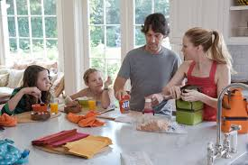 film babble blog this is 40 is funny but enough with your family