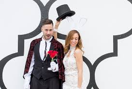 Couples Costume Diy Halloween Couples Costume Magician U0026 White Rabbit