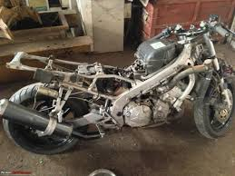 cbr 600 black the frankenbike build my honda cbr 600 f3 build off team bhp
