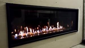 town u0026 country ws54 linear gas fireplace youtube
