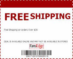 fans edge free shipping code fansedge coupon code nov 2018 harley deals uk