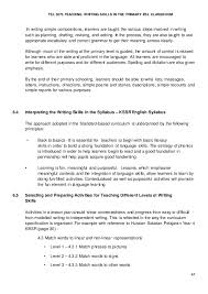 Skills In Job Resume by Writing Module Ppg