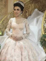wedding dress designer indonesia s wedding gown sparks social media frenzy daily