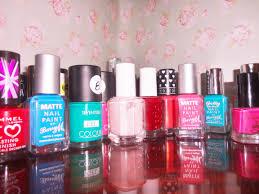 girly night in nail par tay talk beauty blog