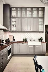 apartments engaging ideas about gray kitchen cabinets grey