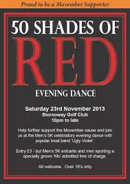 Shaeds Of Red by 50 Shades Of Red Health Promotion Department