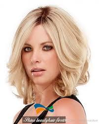 best shoo for hair over 50 virgin brazilian short wavy 613 platinum blonde lace front wigs