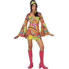 Halloween Costumes Ladies Retro Psychedelic Halloween Costume