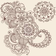 coloring pages henna art cool mehndi coloring pages inofations for your design free