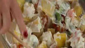 video modern ambrosia fruit salad martha stewart