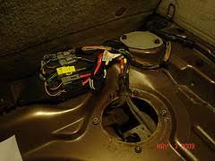 1998 volvo v70 xc awd fuel pump issue