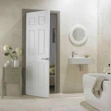 6 panel white interior door home interior decor