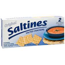 bulk original saltine crackers 8 oz boxes at dollartree