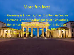facts about berlin germany the best fact in 2017