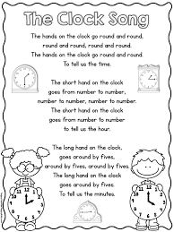 thanksgiving kindergarten songs telling time song for kindergarten and first grade happy teacher
