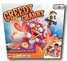 amazon com greedy granny toys r us exclusive version toys u0026 games