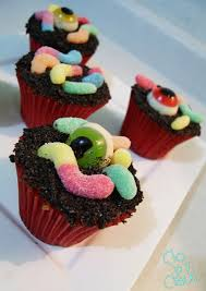 193 best happy halloween images on pinterest halloween foods halloween cupcake ideas decorate these adorable ghouls are so