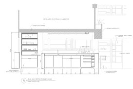 Beach House Plans Free A Kitchen Proposal For Schindler U0027s Lovell Beach House Mick