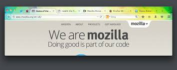 change themes on mozilla firefox and flux a new beautiful browser is coming do not lick