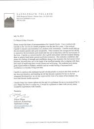 college recommendation letter samples from teacher choice image