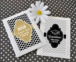 seed favors earth friendly favors graduation seed packets
