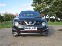 juke nismo rear nissan juke nismo rs road test report and review