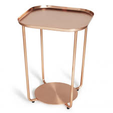 Habitat Side Table Coffee Table Magnificent Breeze Swedese Copper Coffee Table Tray