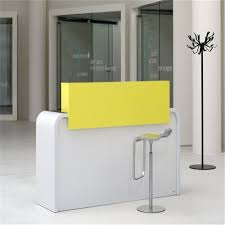 salon reception desk china sale new design commercial furniture small nail salon