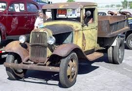 Vintage Ford Trucks Pictures - 1934 model ford pickup unrestored it u0027s beautiful it needs a