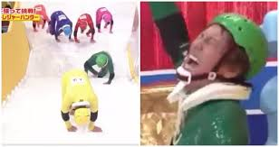 viral japanese game show u0027slippery stairs u0027 is the best topic to