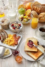 breakfast table breakfast breakfast table still life stock photo more pictures