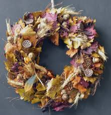 autumn wreath fall