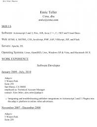 Bank Teller Resume Teller Resume With No Experience Resume Template Example